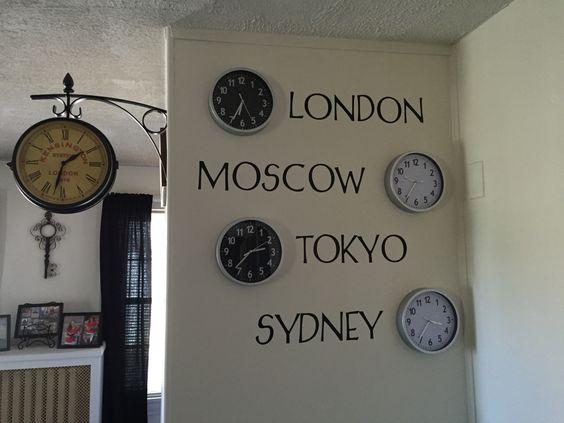 Casey's clocks