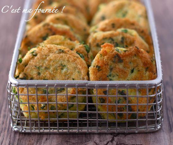 Ptites omelettes marocaines, c'est ma fournée