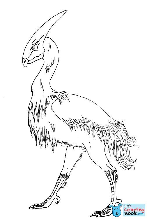Pterox The Dinobird Coloring Page Free Printable Coloring Pages Intended For Thecodont And Meganeuras Coloring Pages