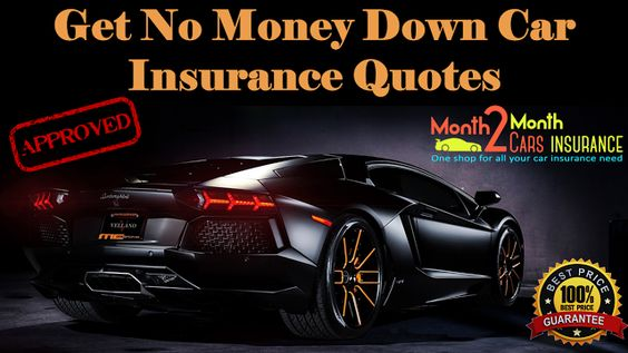 No Money Down Car Insurance For Student With Minimum Rates And