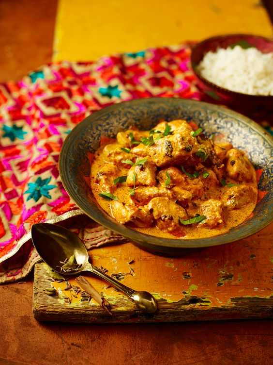 recette poulet shahi korma pour 4 personnes pr t en 25 minutes produit cuisine cr ative. Black Bedroom Furniture Sets. Home Design Ideas