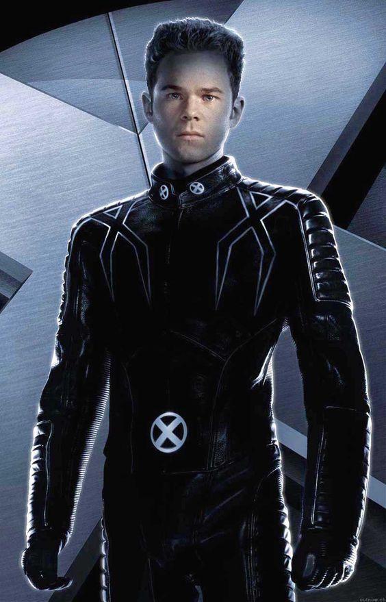ashmore men X-men: days of future past image bryan singer shares an image of  shawn ashmore as iceman in the sequel x-men: days of future.