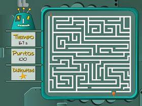 Psicopedagogia Salvador: Jogos de labirinto para trabalhar orientação espacial: versão game e fichas para download