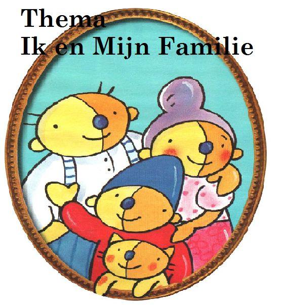 thema ik en mijn familie puk