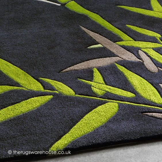 Palm Green Rug Texture Close Up A Soft 100 Wool Hand Tufted In Shades Of With Leaf Design Available 2 Sizes Http Www Therugs
