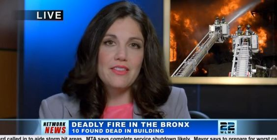 Funny News: Deadly Fire In The Bronx http://bit.ly/ZTuyb2 #Bubblews