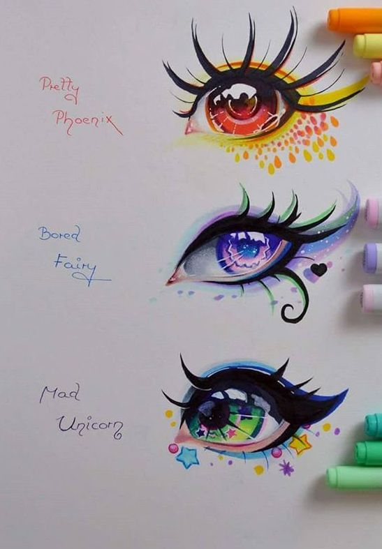 Es Realmente Una Belleza V Anime Eye Drawing Eye Art