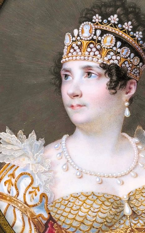 Josephine Bonaparte Portrait Napoléonic on pinterest napoleon ...