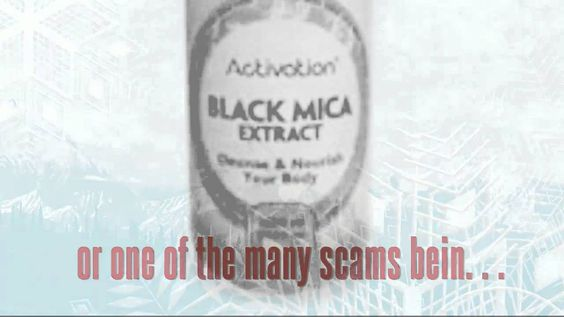 Black Mica was on youtube. Watch their video to know more about this minerals that was good in health. #BlackMicaYoutube
