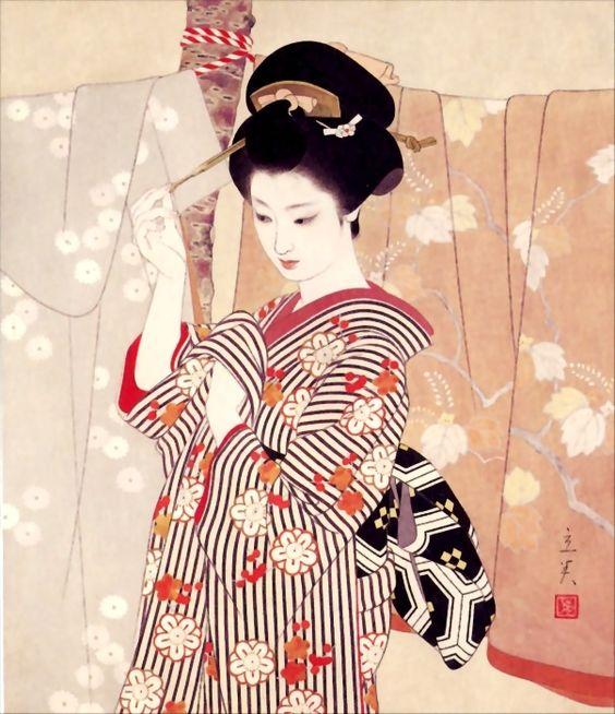 Shimura Tatsumi 志村立美 (1907-1980):