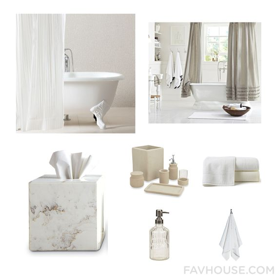 Decorating Collage Including Zara Home Shower Curtain Black Shower ...