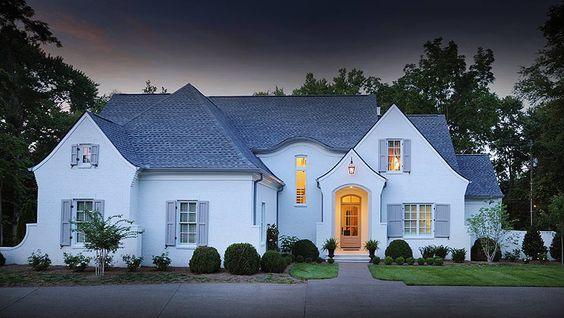 Custom Homes Nashville And Castles On Pinterest