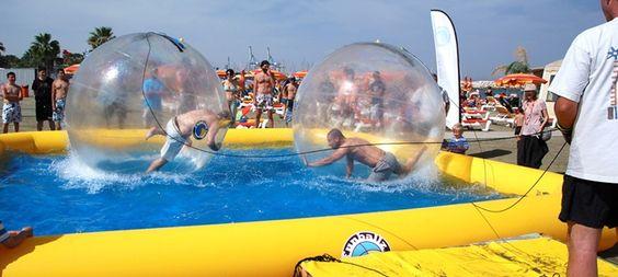 2350$  Waterballz pool