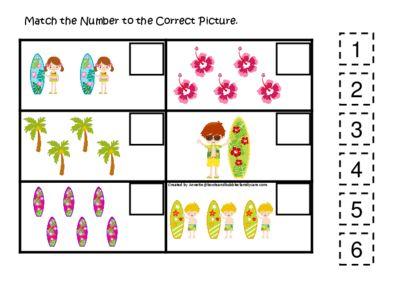 Free Worksheets » Pre Nursery Activities - Free Math Worksheets ...