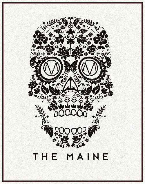 Resultado de imagen de the maine logo