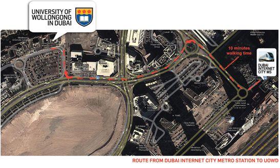 University Transportation UNIVERSITY OF WOLLONGONG IN DUBAI