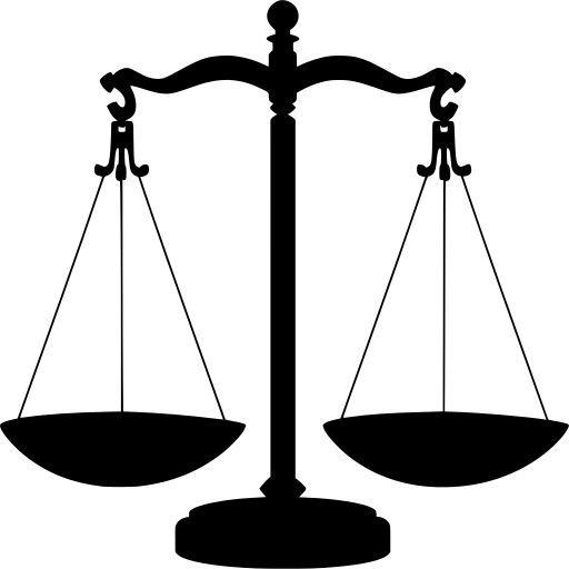 Cc0 Free Svg Image Attorney Legal Balance Scales Symbol Justice Symbol Clip Art Justice Scale