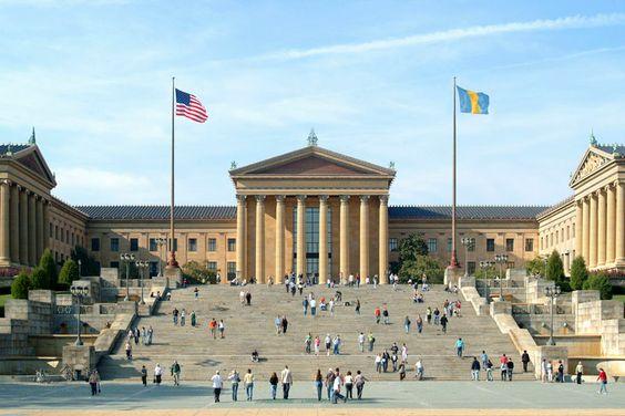 Philadelphia Museum of Art (Photo courtesy the Philadelphia Museum of Art)