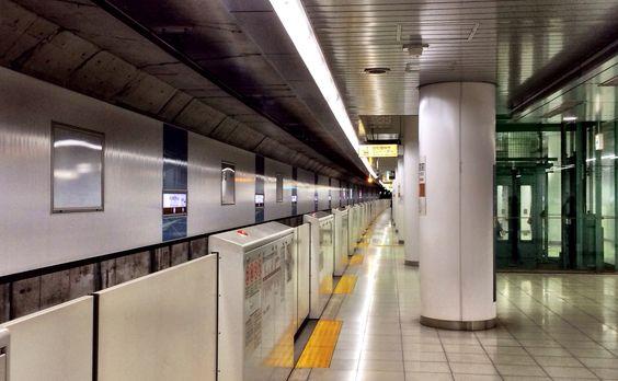 東京メトロ 副都心線 明治神宮前<原宿>駅 Tokyo Metro Fukutoshin LIne Meiji-jingumae 'Harajuku' Sta.