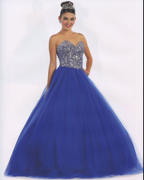 8 Color Quinceanera Ball Gown Dress Party Prom Evening Cocktail Pageant 4 To 20