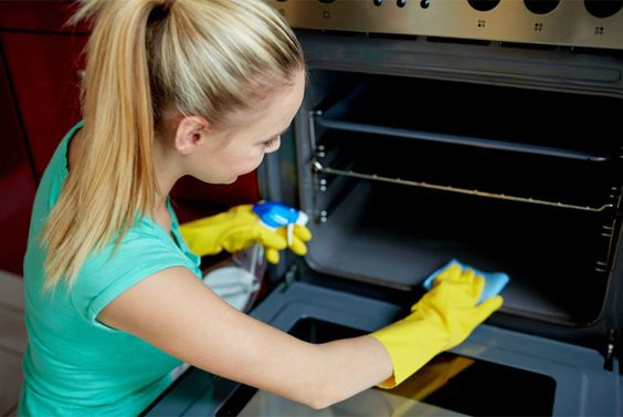 Full Single Oven Cleaning Service