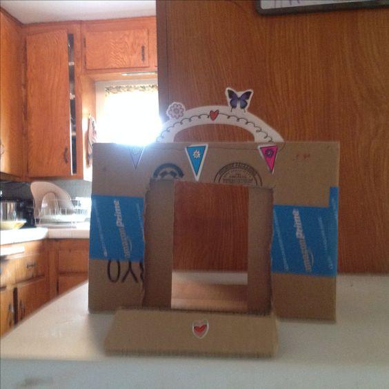Hannah's castle