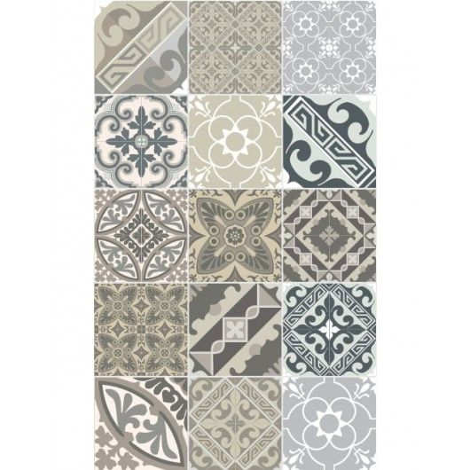 tapis vinyl eclectic 70 x 120 cm beija flor rugs pinterest vinyls. Black Bedroom Furniture Sets. Home Design Ideas
