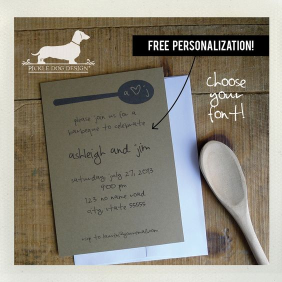 Mister Brown. Free Personalization. 5x7 by PickleDogDesign on Etsy