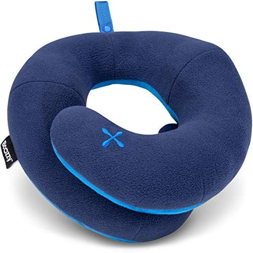 CHIN SUPPORTING TRAVEL PILLOW