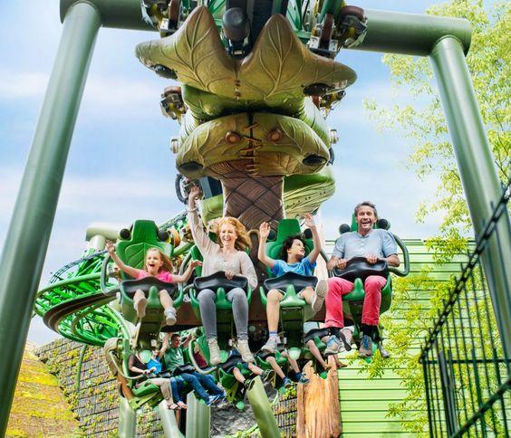 Familienausflug in den Europa-Park Rust: 2 Tage im 4-Sterne Hotel mit Frühstück, Wellness & Tageseintritt in den Park ab 89 € (anstatt 125 €) - Urlaubsheld | Dein Urlaubsportal