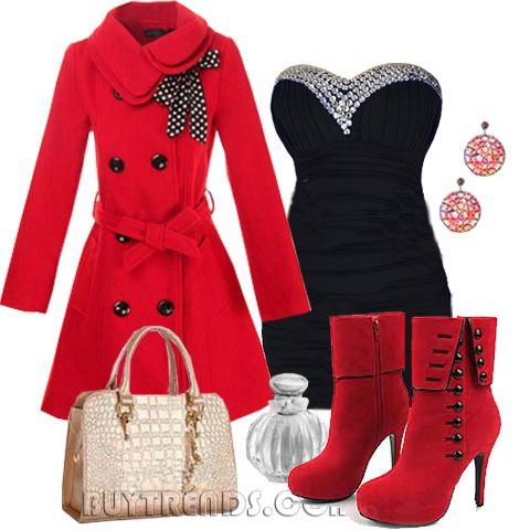 Stylish Look - I Love Shoes, Bags & Boys
