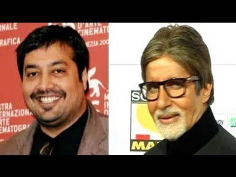 Filmmaker Anurag Kashyap has shot certain parts of his upcoming movie Bombay Talkies inside Pratiksha, megastar Amitabh Bachchan's house.