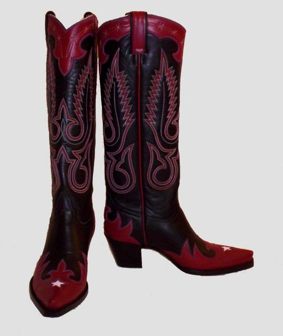 New Cowboy Boots - ------Insurrection Apparel & Boots ...