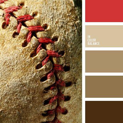 color arena, color cuero sin curtir, color escarlata, color piedra, color piel, colores para la decoración, paletas de colores para decoración, paletas para un diseñador, rojo y beige, selección de colores, tonos beige.