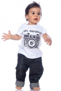 Бебешка тениска PHOTO • Виж на: http://shopping-terapia.com/baby-fashion-126/drehi-za-bebeta-127/bebeshka-teniska-photo-4569.html.html