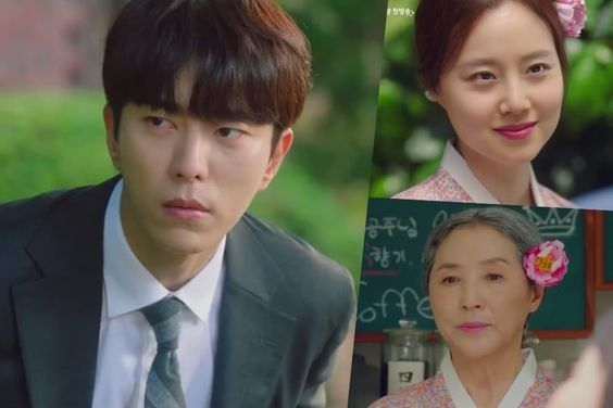"Watch: Yoon Hyun Min Is Baffled By Moon Chae Won In New ""Mama Fairy And The Woodcutter"" Teaser"