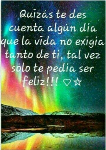 ===Mi felicidad es...=== 5b31ed3730e29c8a45f7d52773d0d6b9