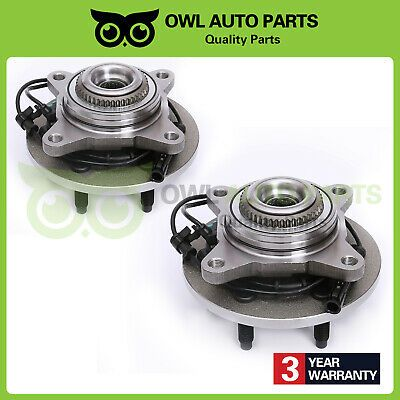 Front 6 STUD Wheel Hub Bearing fit 03-06 Ford Expedition 4WD 515043