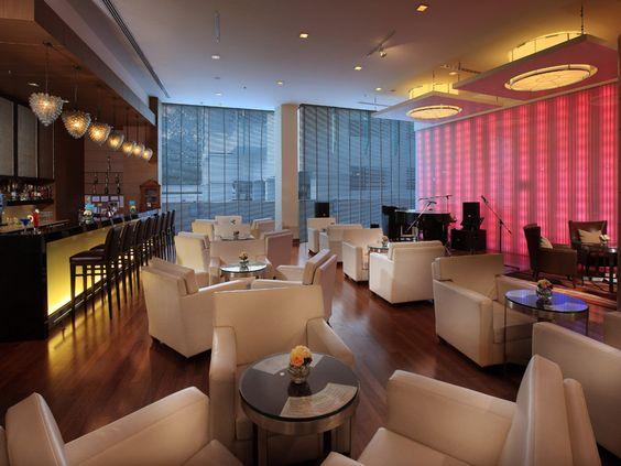 Petrus Bar Grand Sukhumvit Hotel Bangkok