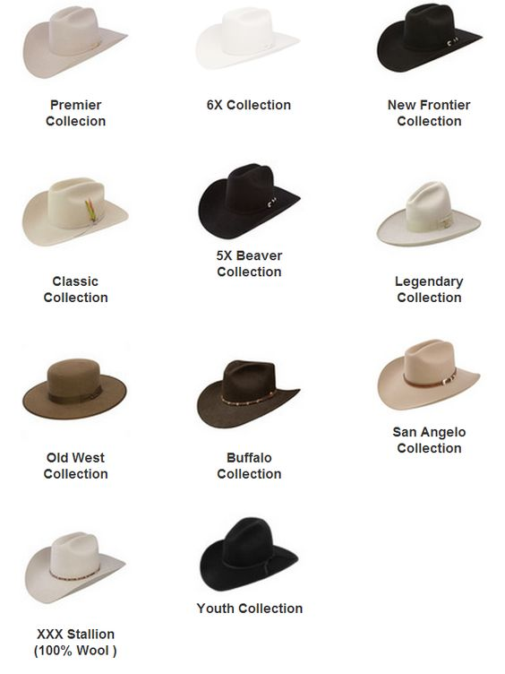Stetson cowboy hats in Peoria | dress hats