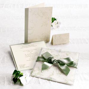 Jasper Green | WHSmith Wedding Invitations and Stationery