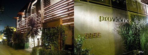 Two Foodies - One Journey: Providence (Los Angeles) – Thirteen Course Chef's Tasting Menu