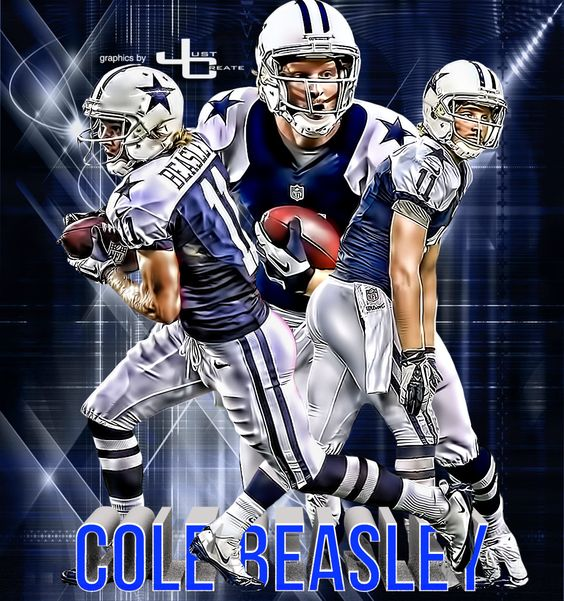 Nike jerseys for wholesale - Cole Beasley - graphics by justcreate Sports Edits | Dallas Cowboy ...
