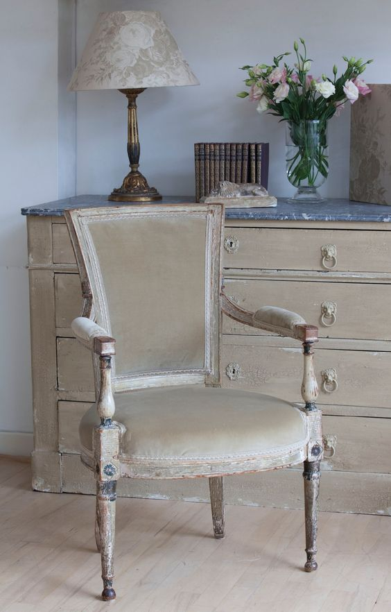 Need to know how to transform ugly plain furniture into this fabulous ...