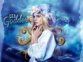 Sea Goddess by d-isthename