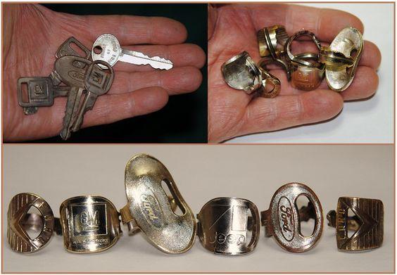 Coinrings, Spoonrings, Anillos de cartucho, Anillos Lure, Anillos cartucho de escopeta ..... Y hoy, mi nuevo de los anillos hechos fuera de estos que todos hemos Dug Un montón de ...... - Friendly metal Foros Detección
