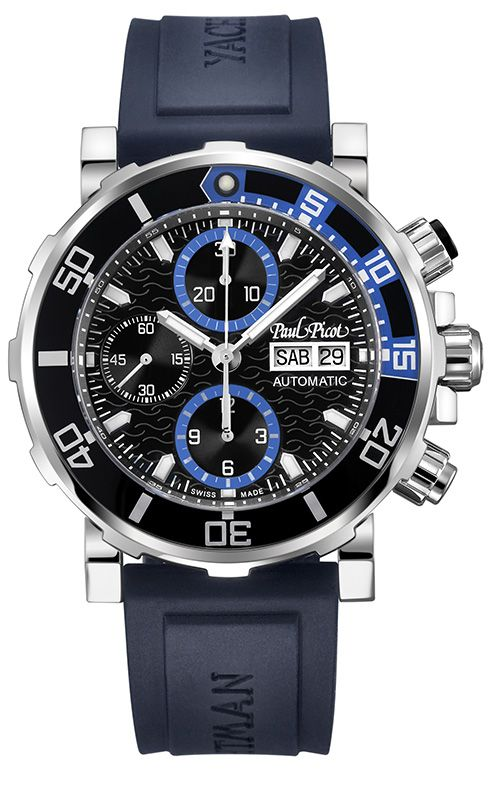 Paul Picot - TP 52 Aniene OFFICIAL TIMEKEEPER