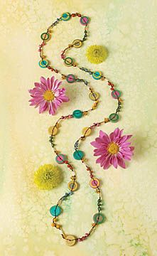 Shopping at Femail Creations - Multi-Bead Necklace
