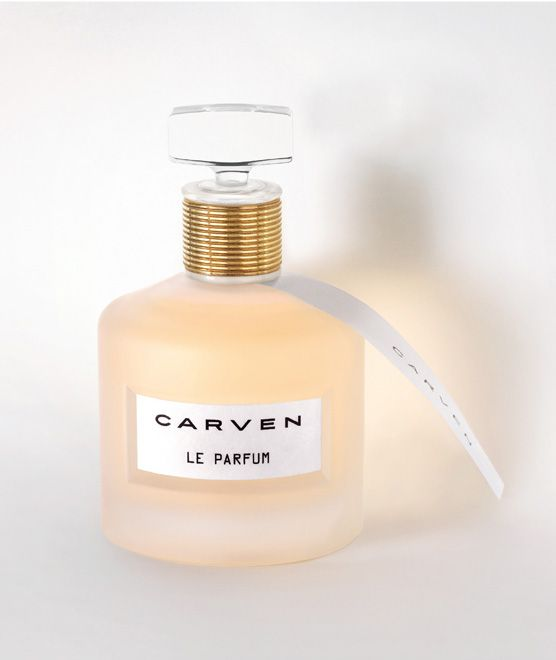 Carven launches its new fragrance in a week ... Advertising by les Ouvriers du Paradis / Digital by Angström