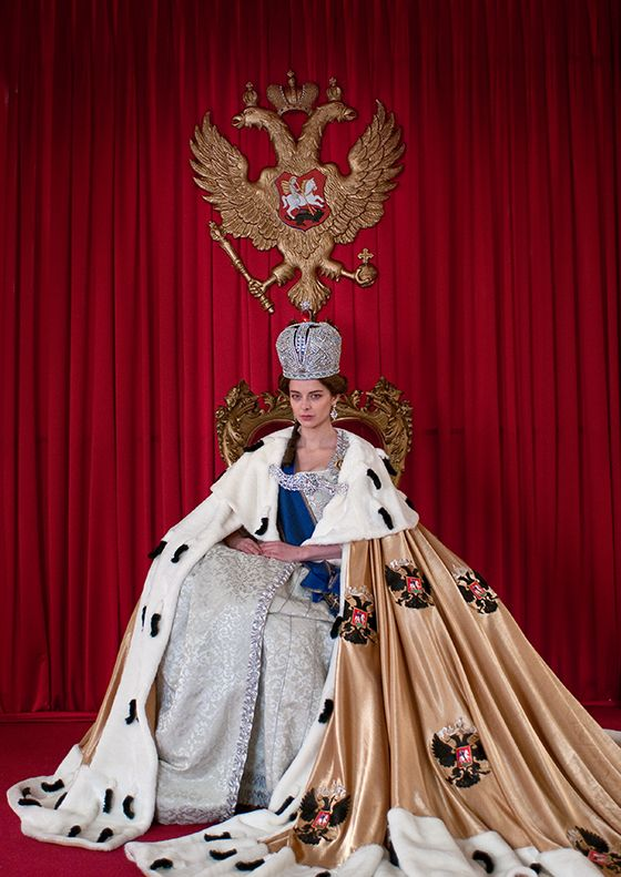 Actress Playing Catherine The Great In A Russian History Tv Serial Shown In 2014 In 2020 Historical Dresses Royal Dresses Beautiful Dresses